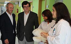imagem do post do Diretor da Segurança Social de Aveiro visita Hospital Dr. Francisco Zagalo – Ovar