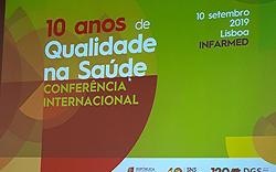imagem do post do Hospital representado no 10.º aniversário da Estratégia Nacional para a Qualidade na Saúde