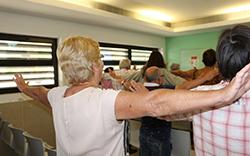 imagem do post do Dia Mundial da Fisioterapia com recomendações para o tratamento e prevenção da dor crónica
