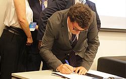 imagem do post do Hospital Dr. Francisco Zagalo assinou compromisso para a humanização hospitalar e prepara plano de ação
