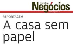 imagem do post do HOSP (Hospital de Ovar Sem Papel) no Jornal de Negócios