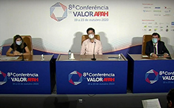 Conferência de valor da APAH