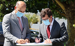protocolo assinado